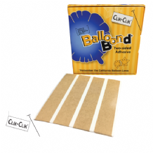 Balloon Bond Adhesive Tape (1 Box  27m x 20mm)